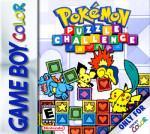 GameBoy Color - Pokemon Puzzle Challenge (front)
