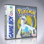 GameBoy Color - Pokemon Silver Version