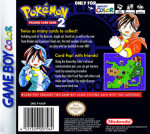 GameBoy Color - Pokemon Trading Card Game 2: The Invasion of Team GR (back)