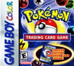 GameBoy Color - Pokemon Trading Card Game (front)