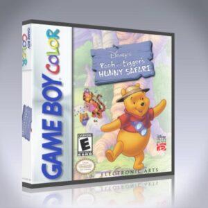 GameBoy Color - Pooh and Tigger's Hunny Safari