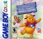 GameBoy Color - Pooh and Tigger's Hunny Safari (front)