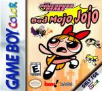 GameBoy Color - Powerpuff Girls: Bad Mojo Jojo (front)
