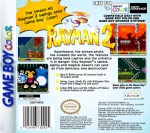 GameBoy Color - Rayman 2 (back)