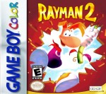 GameBoy Color - Rayman 2 (front)