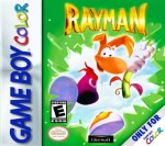GameBoy Color - Rayman (front)