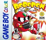 GameBoy Color -  Robopon Sun Version (front)