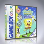 GameBoy Color - SpongeBob SquarePants: Legend of the Lost Spatula