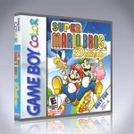 GameBoy Color - Super Mario Bros. Deluxe