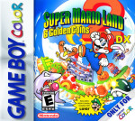 GameBoy Color - Super Mario Land 2: 6 Golden Coins DX (front)