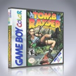 GameBoy Color - Tomb Raider