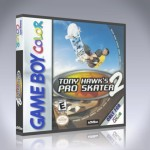 GameBoy Color - Tony Hawk's Pro Skater 2