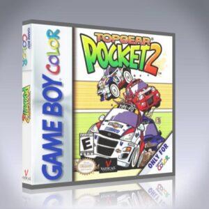 GameBoy Color - Top Gear Pocket 2