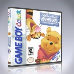 GameBoy Color - Winnie the Pooh: Adventures in the 100 Acre Wood