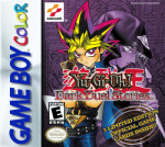 GameBoy Color - Yu-Gi-Oh! Dark Duel Stories (front)