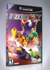 Gamecube - F-Zero GX