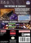 Gamecube - F-Zero GX (back)