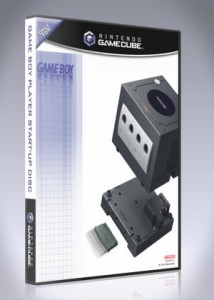 Gamecube - Game Boy Player Startup Disc