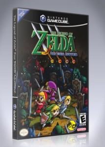 Gamecube - Legend of Zelda: Four Swords Adventures