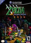 Gamecube - Legend of Zelda: Four Swords Adventures (front)