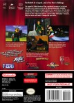 Gamecube - Legend of Zelda: Ocarina of Time (back)