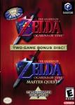 Gamecube - Legend of Zelda: Ocarina of Time (front)