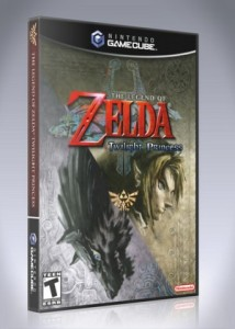 Gamecube - Legend of Zelda: Twilight Princess