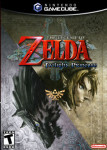 Gamecube - Legend of Zelda: Twilight Princess (front)