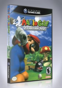 Gamecube - Mario Golf: Toadstool Tour