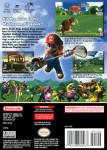 Gamecube - Mario Golf: Toadstool Tour (back)