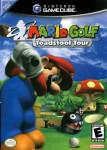 Gamecube - Mario Golf: Toadstool Tour (front)