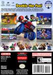 GameCube - Mario Kart Double Dash!! (back)