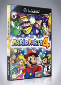 Gamecube - Mario Party 4