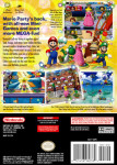 Gamecube - Mario Party 4 (back)