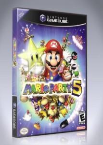 Gamecube - Mario Party 5