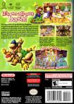 Gamecube - Mario Party 5 (back)