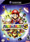 Gamecube - Mario Party 5 (front)