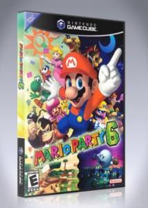 Gamecube - Mario Party 6
