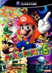 Gamecube - Mario Party 6 (front)