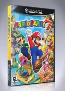 Gamecube - Mario Party 7