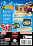 Gamecube - Mario Party 7 (back)