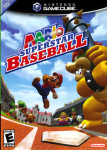 Gamecube - Mario Superstar Baseball (front)