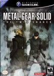 Gamecube - Metal Gear Solid: The Twin Snakes (front)