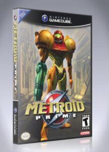 Gamecube - Metroid Prime