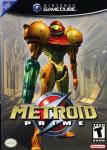 Gamecube - Metroid Prime (front)