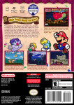 Gamecube - Paper Mario: The Thousand Year Door (back)