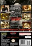 Gamecube - Resident Evil 2 (back)