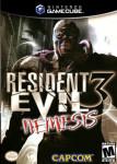 Gamecube - Resident Evil 3: Nemesis (front)