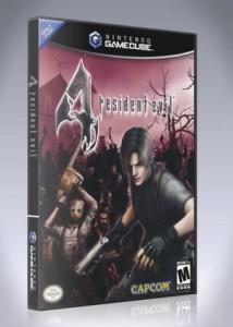 Gamecube - Resident Evil 4