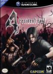 Gamecube - Resident Evil 4 (front)